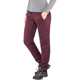 Black Diamond Notion broek Dames, bordeaux